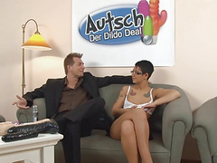 Der Dildo Deal mit Laureen