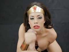 wonder woman anal gepoppt